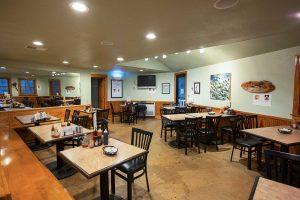 Duck Deli, NC Inside the Restaurant
