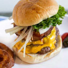 Duck Buster Burger