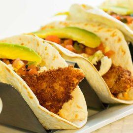 Rock & Roll Fish Tacos