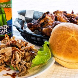Pulled Pork & Chicken
